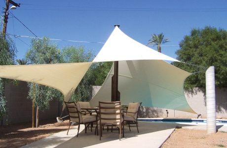 Shade Sails Shade Sails Los Angeles California And Las